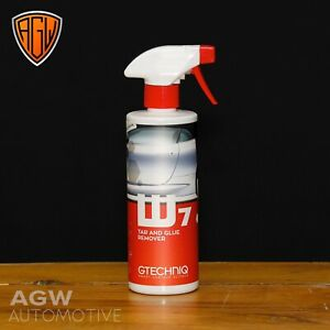 Gtechniq W7 - Tar and Glue Remover - 500ml - Car Detailing Decontamination