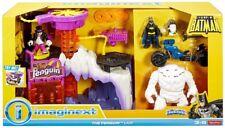 DC Super Friends Legends of Batman Imaginext The Penguin Lair Exclusive Playset