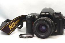 @ Ship in 24 Hours! @ Excellent! @ Nikon F80D Film SLR Camera AF Nikkor 35-70mm