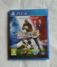 Rugby Challenge 3 - Jonah Lomu Edition PS4 (Neuf sous blister)