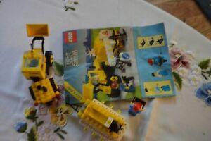 Lego Legoland Baustellenfahrzeug