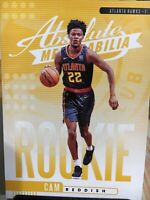 Cam Reddish 2019-20 Panini Absolute  RC SSP Yellow Version #9 Hawks  L@@K