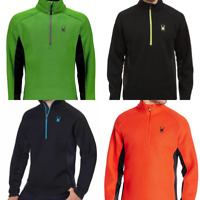 Spyder Men's Outbound Half Zip Midweight Core Sweater