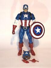 Marvel legends captain America Wolfcap Onslaught