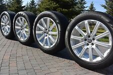 "GENUINE NEW AUDI Q7 20"" WHEELS SLINE SPEEDLINE PIRELLI SCORPION TYRES PERFECT"