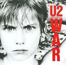 War [Remastered] by U2 (CD, Jul-2008, Island (Label))