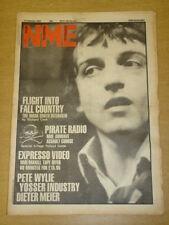 NME 1983 JAN 15 MARK SMITH PETE WYLIE DIETER MEIER