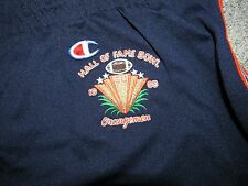 VINTAGE PLAYER ISSUED 1989 SYRACUSE ORANGEMEN HALL OF FAME BOWL PANTS XXL