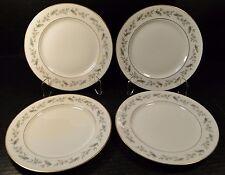 """FOUR Royal Jackson Bridal Wreath Salad Plates 8"""" Set of 4 EXCELLENT"""