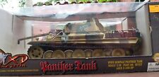 1:18 scale VINTAGE Ultimate Soldier PANTHER TANK