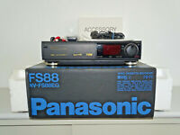 Panasonic NV-FS88 High-End S-VHS Videorecorder, OVP w.NEU, 2 Jahre Garantie