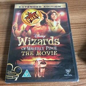 Wizards of Waverly Place: The Movie DVD (2010, Disney) NEW/SEALED Selena Gomez