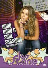 Joss Stone: Mind, Body and Soul Sessions [DVD].
