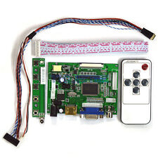 HDMI+VGA+AV LCD/LED Controller Board Kit For SAMSUNG 12.1″ Screen XGA LTN121XL01
