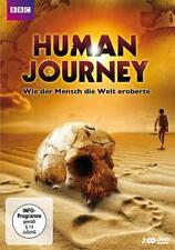 Human Journey - Wie der Mensch die Welt erobert  - BBC - 2 DVD Box