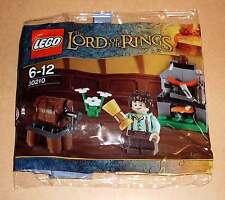 Lego señor de los anillos 30210 Frodo Cooking corner con cocina Accesorios bolsa nuevo embalaje original