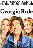 GEORGIA RULE (DVD) DISC & ARTWORK ONLY NO CASE UNUSED CONDITION SHIPS FAST