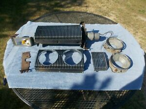 1966 1967 Dodge Charger Hidden headlight grille parking light right parts