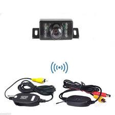 rückfahrkamera kabellos Transmitter Hilfslinien Wasserdicht Nachtsicht auto