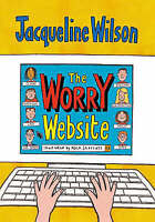 The Worry Website, Wilson, Jacqueline, Very Good Book