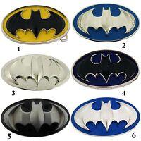 Batman Belt Buckle Us American Superhero Warner Bros Dc Comics Original Logo New