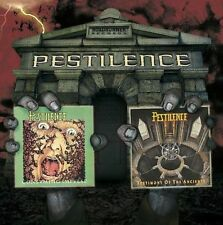 Consuming Impulse/Testimony of the Ancients by Pestilence (CD, Sep-2003, 2...