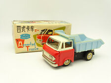 Tin Toy China Tôle 1/43 - Camion Benne MF 214