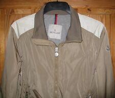 Moncler Beige Jacket Size 3 Medium