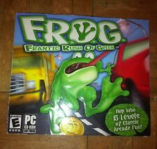 F.R.O.G. -- Frantic Rush of Green  (PC, 2004)