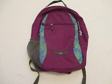 High Sierra Curve Daypack Backpack Book Bag Fuschia/Pink School Bag