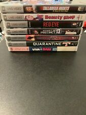 VGC Sony PlayStation Portable PSP UMD Movies Videos Lot of 7