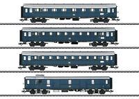 Märklin H0 42228 Schnellzugwagen-Set der DB passend zur E 17 (37064) - NEU + OVP