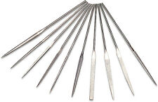 Diamond Needle File 100x3x2mm (10 Pc.)