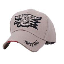 US Navy Seals Trident Seal Military Baseball Ball Cap Golf Shade Hat New