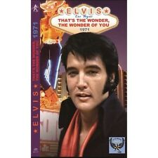 ELVIS PRESLEY That's The Wonder, The Wonder Of You 1971 - 4-CD Longbox  Sealed