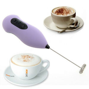 Frullino Frullini Montalatte Elettrico Cucina Colazione Cappuccino Coffe Latte