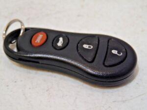 TRW Daimler Chrysler Keyless Remote Alarm Transmitter Key Fob 04602260 AD