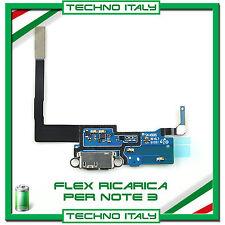 FLAT FLEX CONNETTORE CARICA DI RICARICA MICRO USB SAMSUNG GALAXY NOTE 3 N9005
