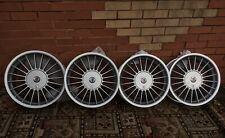 "Genuine Alpina Classic 17"" Alloy Wheels Set"