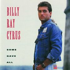 Billy Ray Cyrus - Some Gave All [New CD]
