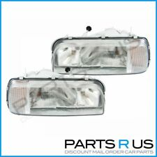 Headlights Ford XF Falcon & XG Ute New Clear Pair