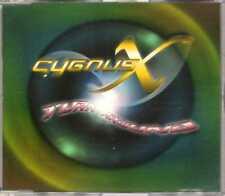 Cygnus X - Turn Around - CDM - 1995 - Trance 2TR Eye Q Records