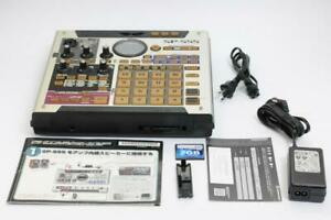 Roland SP-555 Pattern Sequencer Phrase Sampler with Original Power Supply 2939