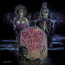 Return of the Living Dead - NEW SEALED Limited Edition LP on Colored Vinyl