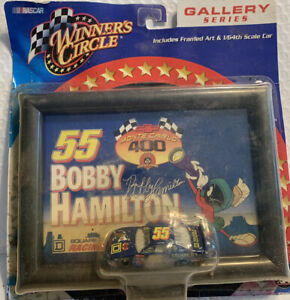 #55 Bobby Hamilton Winners Circle Gallery Series!