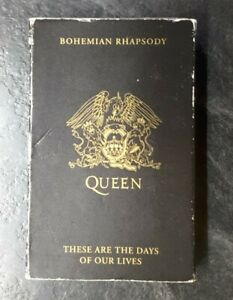 Queen - Bohemian Rhapsody / These Are The Days Of Our Lives (1991) Cassette Tape