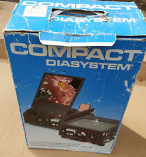 Compact Diasystem Slide Projector in Original Box. PAT Tested. Free Postage
