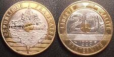France - Vème République - 20 francs Mont St-Michel 1995 SPL - F.403/11