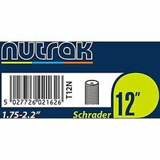 Nutrak 12 x 1.75 - 2.125 inch Schrader inner tube