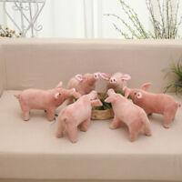 Cute Cartoon Pig Dolls Stuffed Plush Pillow Sofa Home Decor Toys Cushion Gifts